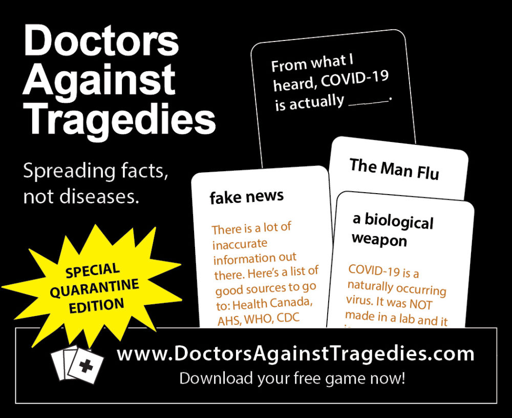 Doctors Against Tragedies – DAT