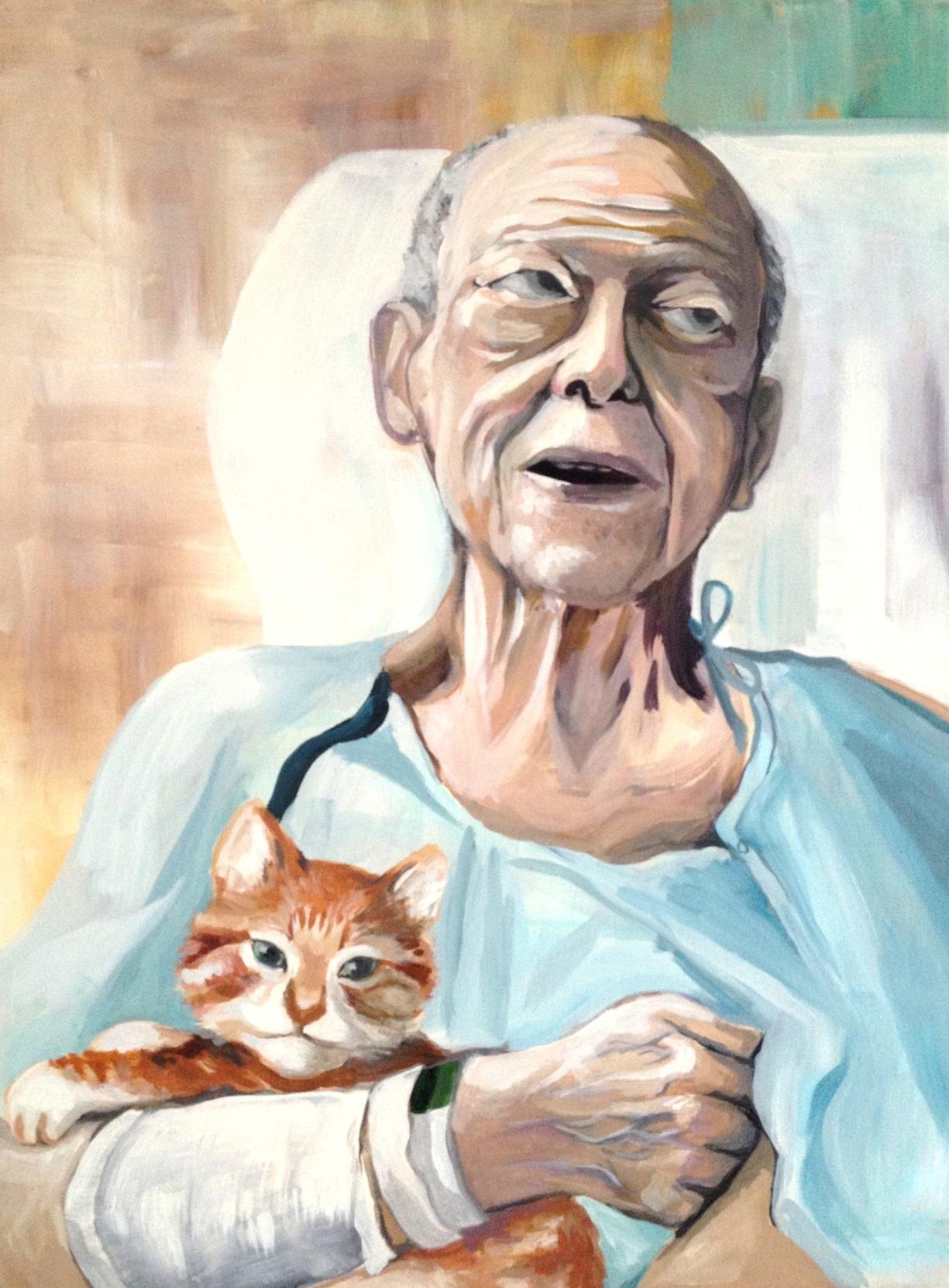 Michiko Maruyama Grandpa