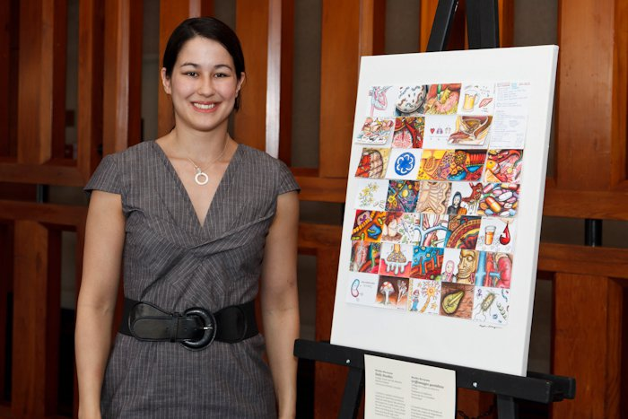 """Daily Doodles"" and Michiko Maruyama 