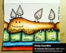 Gastric Secretions by Michiko Maruyama